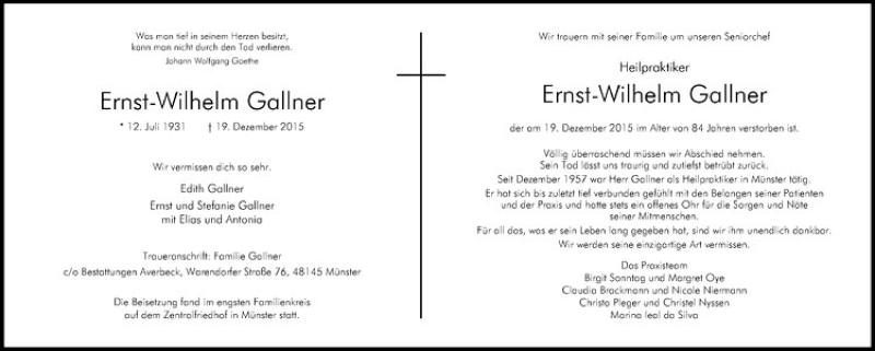 Ernst zu Münster