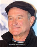 Portrait von Robin Williams