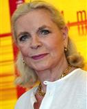 Portrait von Lauren Bacall