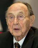 Portrait von Hans-Dietrich Genscher