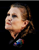 Carrie Fisher | Los Angeles, California, U.S. | www.trauer.ms